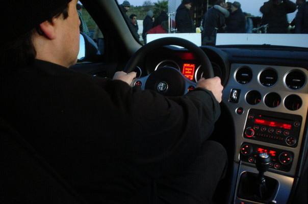 Precision Driver, Alfa Romeo 159 JTD