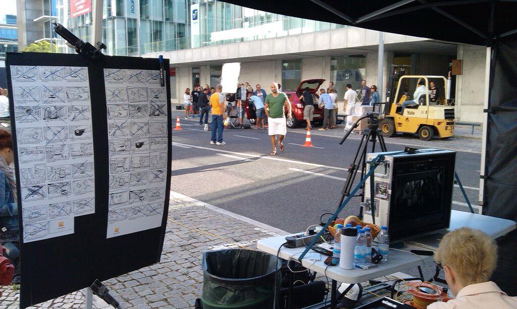Precision Drive, Script, Renaul Sandero