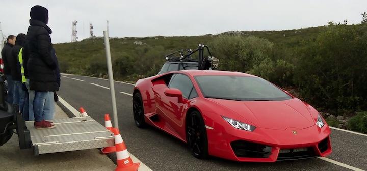Lamborghini Huracan, Precision Driver, Portugal