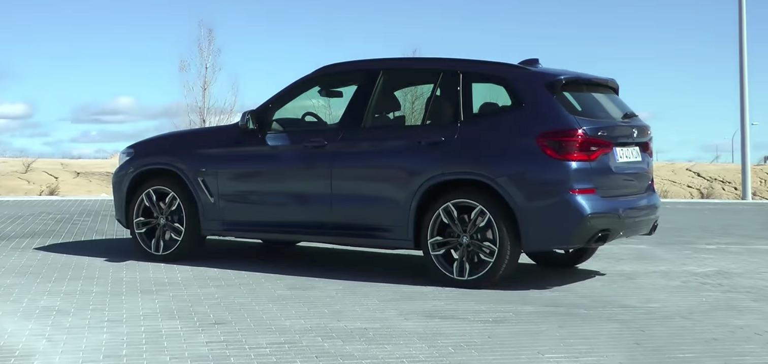 Precision Driver BMW X3 M40i