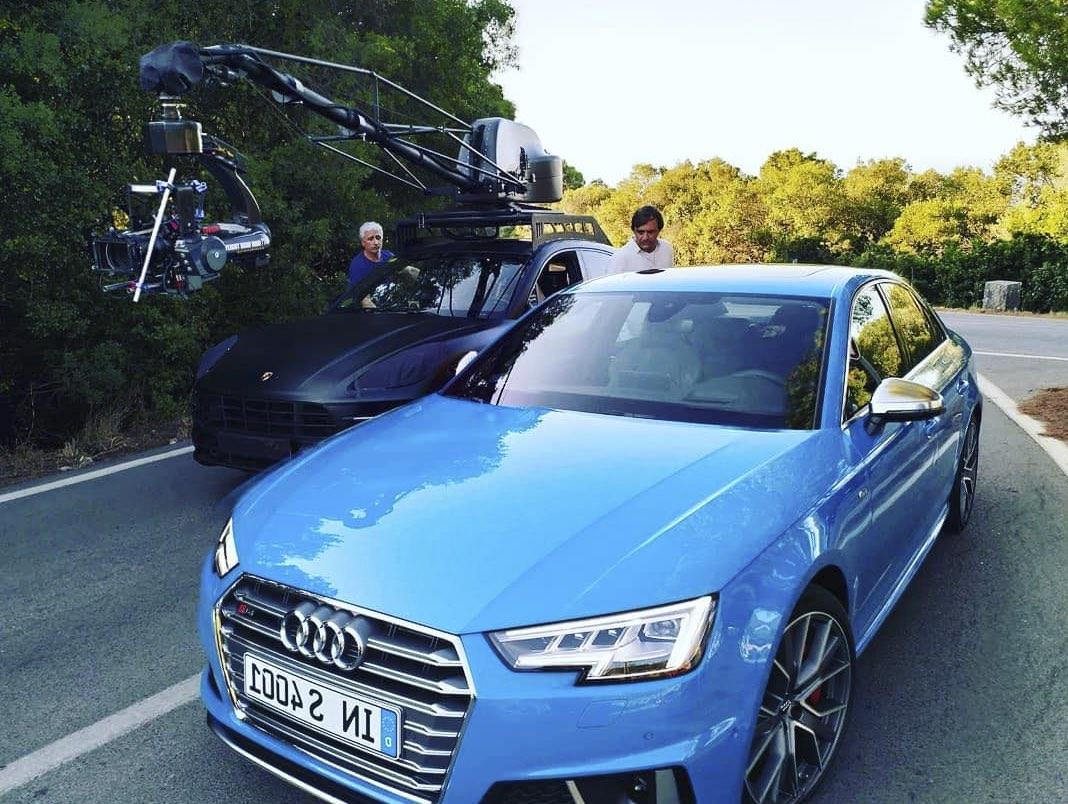 Precision Driver Europe, Audi, S4