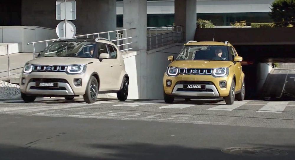 Suzuki Ignis Hybrid 2020, Precision Driver Europe